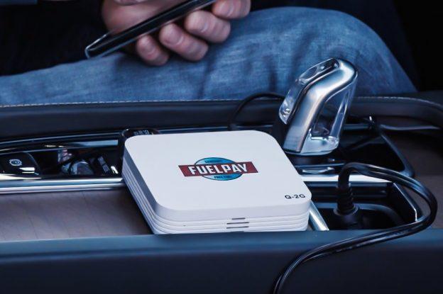 Bagaimana jika Anda dapat menambang koin crypto dengan kelebihan energi mobil Anda dan menggunakannya untuk membayar bahan bakar?
