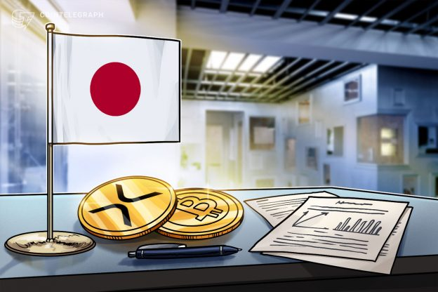 Pemegang Crypto Jepang Lebih Memilih XRP Daripada ETH