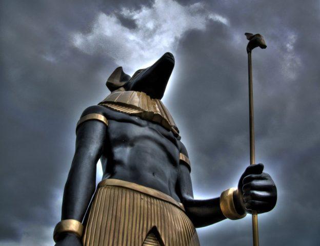 Anubis akan datang untuk crypto Anda