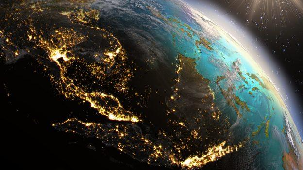 Asia Timur Mendominasi Aktivitas Kripto Onchain Dunia, Eropa dan Amerika Utara Mengikuti Jejaknya