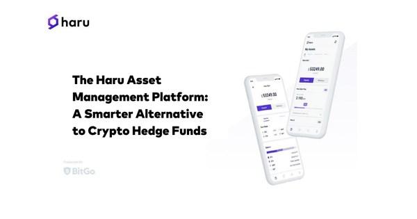 Platform Manajemen Aset Haru adalah Alternatif Cerdas untuk Crypto Hedge Funds