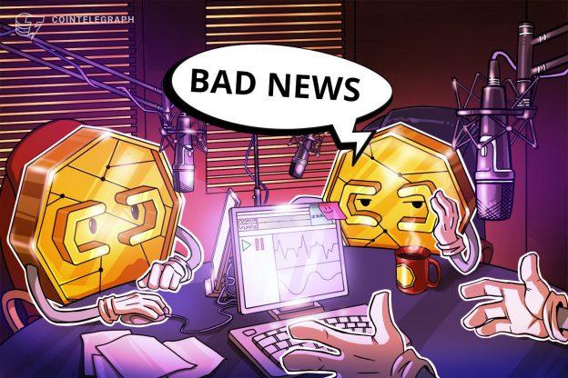 Berita crypto buruk minggu ini