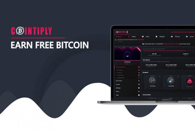 Cara Menghasilkan Bitcoin (BTC) Menggunakan Cointiply Faucet