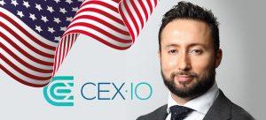Alexander Kravets, CEO AS CEX.IO