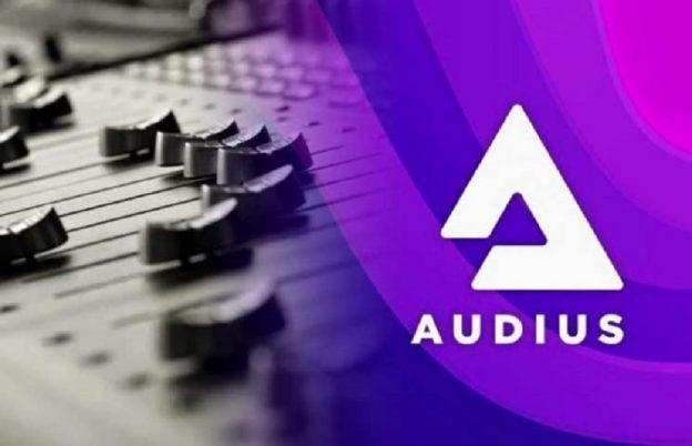 Crypto untuk musik, AUDIO naik 500%