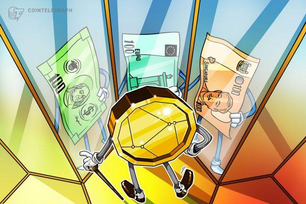 Crypto yang didukung Fiat berkembang pesat di tengah ketidakpastian