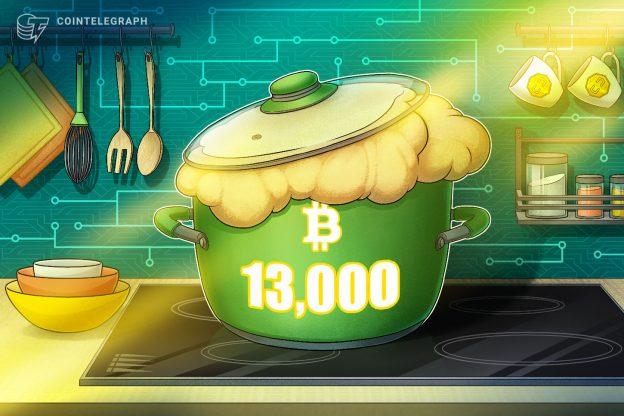 Inilah yang diharapkan pedagang setelah harga Bitcoin naik menjadi $ 13.217