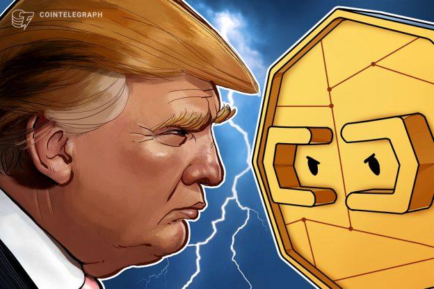 Pasar prediksi crypto berbalik melawan Trump setelah debat pertama