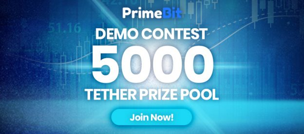 PrimeBit Demo Contest: get a chance to win a share from 5000 USDT