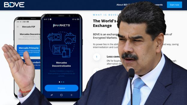 Pertukaran Crypto 'Defi' yang Dijalankan Negara Venezuela Mulai Langsung Setelah Pidato Anti-Blokade Maduro