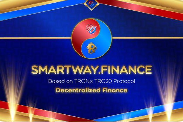 Token DeFi, Berdasarkan Tron TRC20 Protocol Loop Mining System Smartway