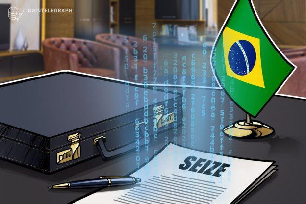 Pemerintah Brasil mendapat bantuan dari Departemen Kehakiman AS untuk menyita $ 24 juta dalam crypto