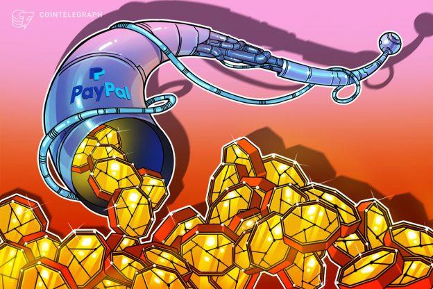 Bullish atau bearish? PayPal menampung $ 242 juta dalam perdagangan kripto selama 24 jam