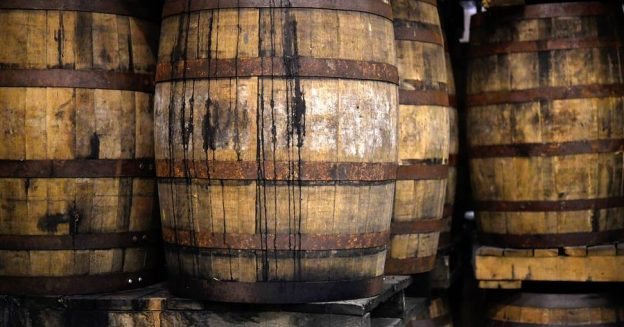 Inside This Fund Manager's Bet on Kentucky Whiskey as a Crypto Asset