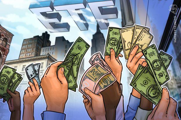 Perlombaan sedang berlangsung lagi untuk ETF crypto sebagai pendaftaran file Valkyrie