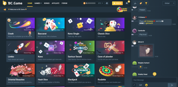 Ulasan BC Game Casino | UseTheBitcoin