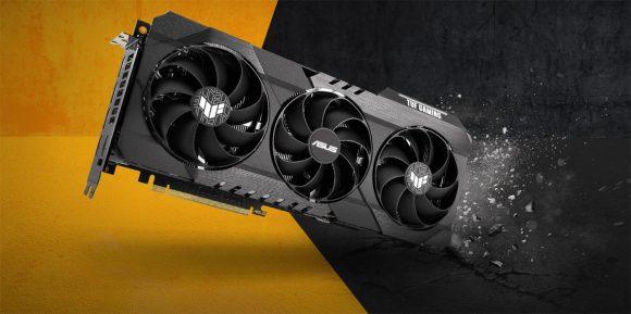Menambang Ethereum dengan Kartu Video ASUS TUF Gaming GeForce RTX 3080