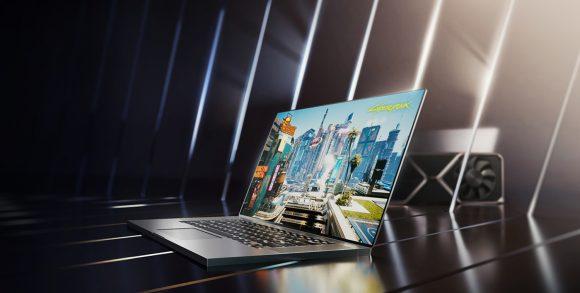 Penambangan Ethereum pada GPU Laptop Nvidia GeForce RTX 3060, RTX 3070 dan RTX 3080