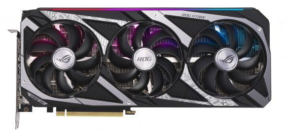 Performa Penambangan Asus ROG Strix GeForce RTX 3060 OC Edition
