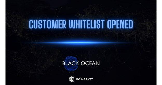 Platform Likuiditas Crypto Black Ocean Membuka Daftar Putih Pelanggan