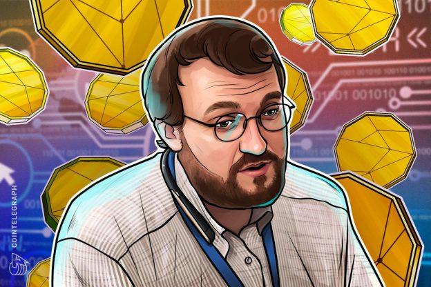 Pendiri Cardano Charles Hoskinson Menyerukan Crypto 'Gerakan Politik'