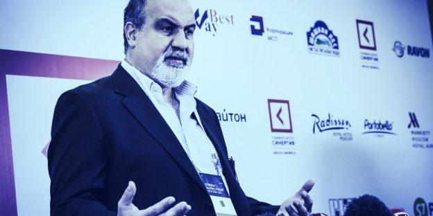 Penulis Black Swan menyukai crypto tetapi mengucapkan selamat tinggal pada Coinbase