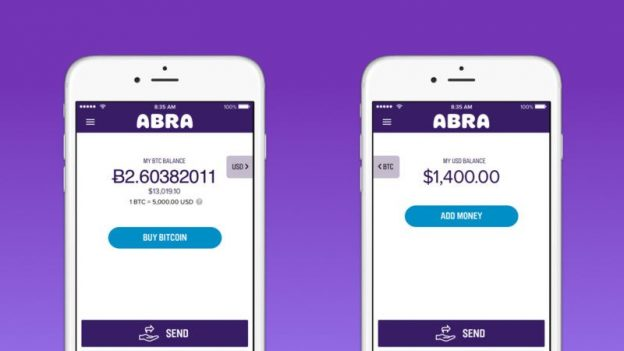 Crypto investment app Abra now offers interest-bearing accounts