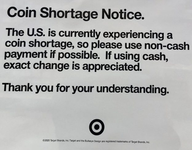 You Think Crypto Isn't Ready to Be Money? Consider the Coin Shortage
