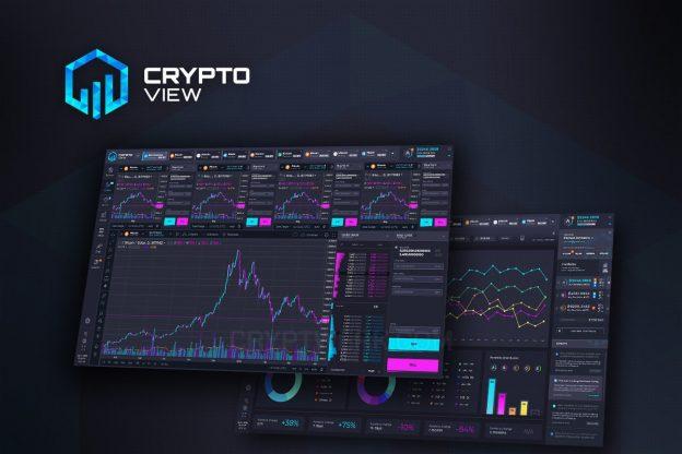 Cryptoview | Satu Antarmuka - Semua Pertukaran Utama