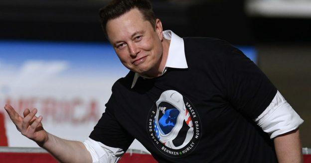 Akun Twitter 'Elon Musk' yang diverifikasi merayakan pemilihan dengan penipuan crypto