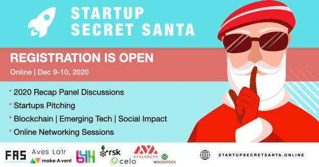 Sinterklas Rahasia Startup - Menjembatani Startup, Mentor, VC, dan Pakar Industri
