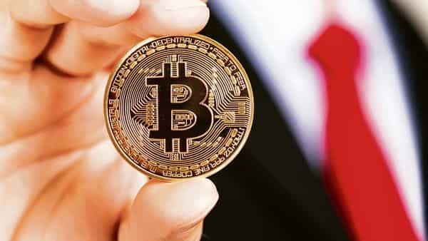Cryptocurrency trading in the country is estimated to be worth around  ₹40,000 crore per annum. Istock