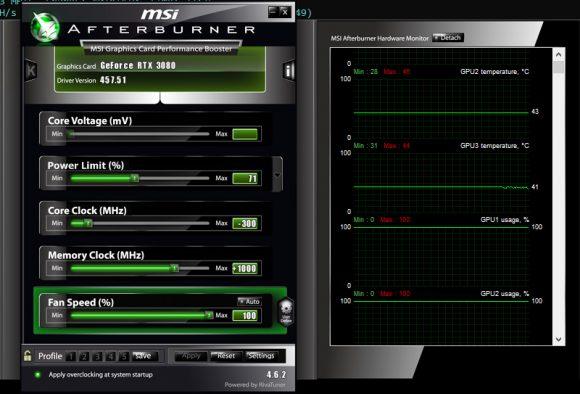 Pengaturan Penambangan Ethereum yang Dioptimalkan untuk GPU Nvidia RTX 3060 Ti, RTX 3070, RTX 3080 dan RTX 3090