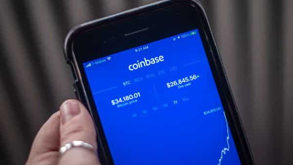 Coinbase expects to initially set up a physical office in Hyderabad. (Bloomberg)