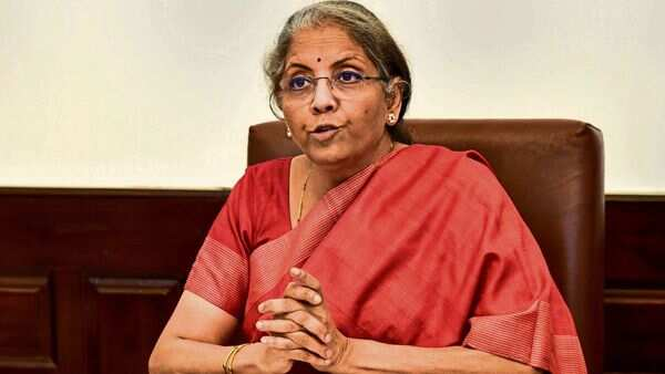 Finance minister Nirmala Sitharaman said RBI will take a call on what kind of official currency, cryptocurrency will have to be planned and how it has to be regulated. (PTI)