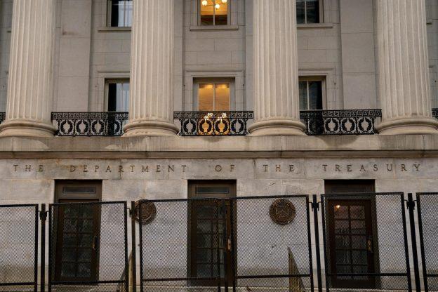 Alamat Kripto Sanksi Pemerintah AS Terkait dengan Skema Penipuan Pemilu Rusia