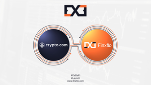 Finxflo Mengumumkan Crypto.com sebagai Penyedia Likuiditas Pertama yang Mendukung Investasi Ritel