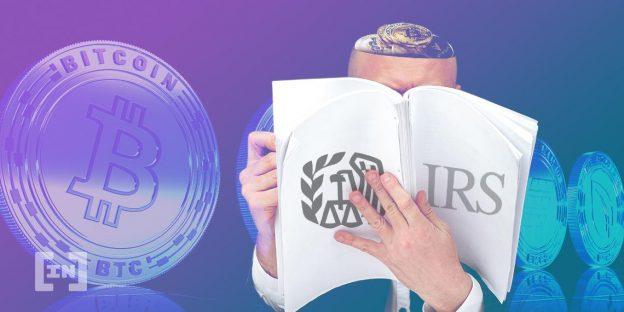 IRS Ingin Melacak Transaksi Kripto dengan AI