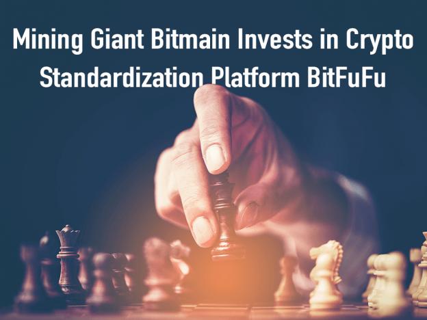 Menambang Bitmain Raksasa Berinvestasi di Platform Penambangan Crypto BitFuFu