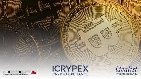 Platform Perdagangan Crypto Paling Canggih di Turki ICRYPEX Mengumumkan Usaha Patungan