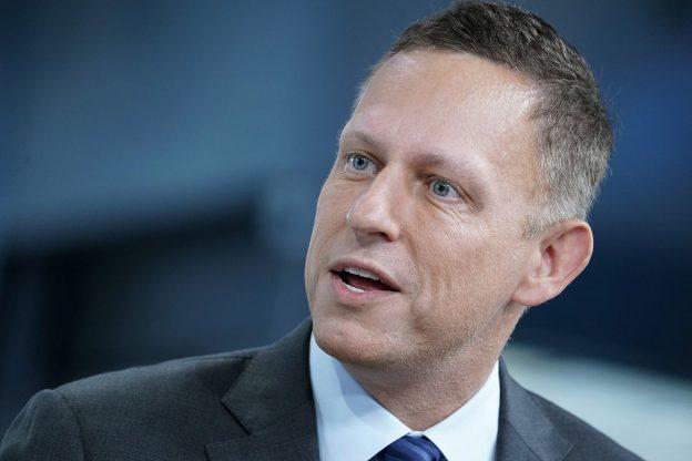 Block.one yang Didukung Peter Thiel Menyuntikkan $ 10 Miliar di Crypto Exchange