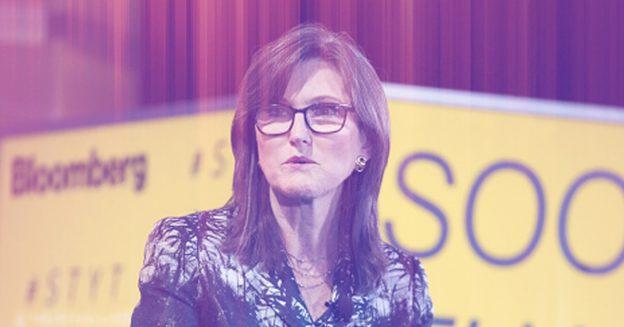 Cathie Wood Ark Menyalahkan Crypto Crash pada 'Gerakan ESG'