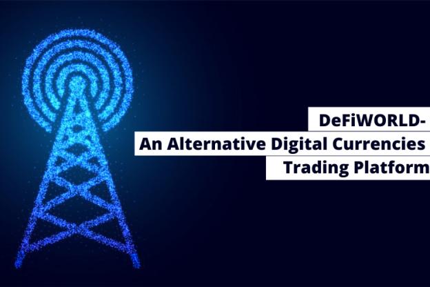 DeFiWORLD - Platform Perdagangan Mata Uang Digital Alternatif