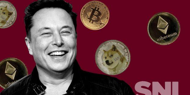 Dogecoin mendekati 75 sen, kemudian tergelincir saat perintis crypto Silbert terlihat bertaruh melawan koin parodi menjelang pertunjukan pembawa acara 'SNL' Elon Musk