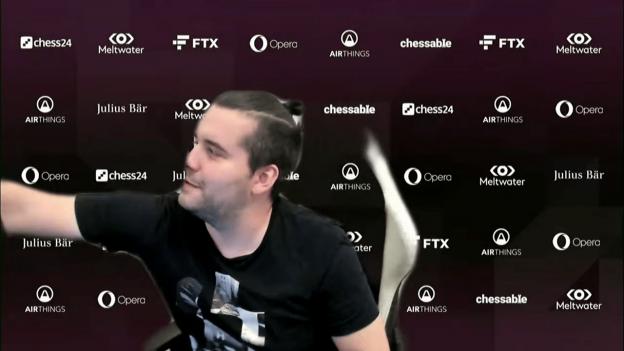 FTX Crypto Cup: Jadi Memimpin Saat Nepomniachtchi Melawan Nyamuk