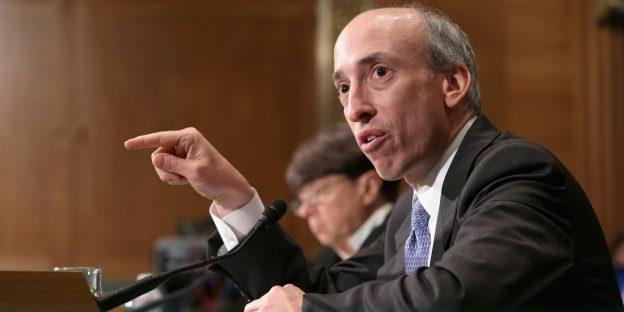 Ketua SEC mengatakan orang Amerika membutuhkan 'polisi yang cepat' untuk melindungi investor dari penipuan kripto