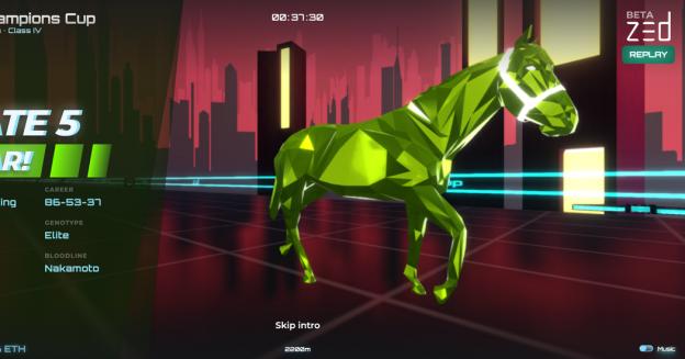 Kuda Digital Adalah Perbincangan Dunia Kripto