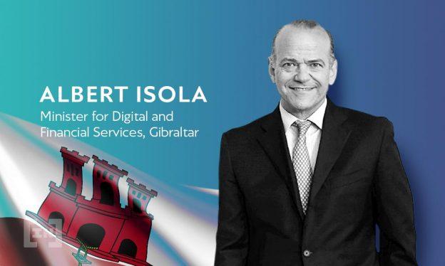Menteri Albert Isola tentang Pelajaran Peraturan Crypto Dari Gibraltar