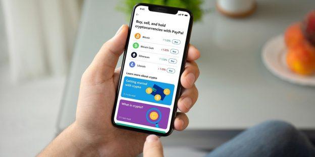 PayPal Ingin Lebih Banyak Pelanggan Membayar Menggunakan Aset Kripto