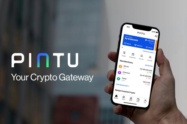 Pintu Bursa Crypto Indonesia Mendapat $ 6 Juta Seri A Dipimpin oleh Pantera, Intudo dan Coinbase Ventures - TechCrunch